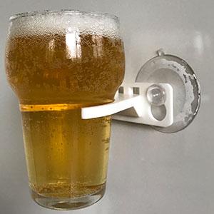 Bierglas houder heineken