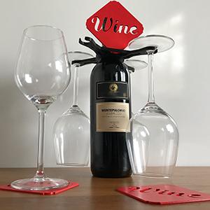 Wijn kado